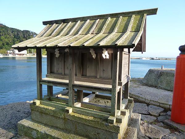筑紫神社・和田津見神社