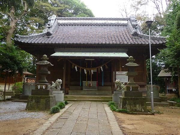 MAIN PHOTO:赤城神社