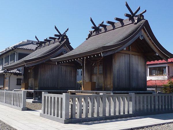 MAIN PHOTO:秋葉神社・昆陽神社(幕張)