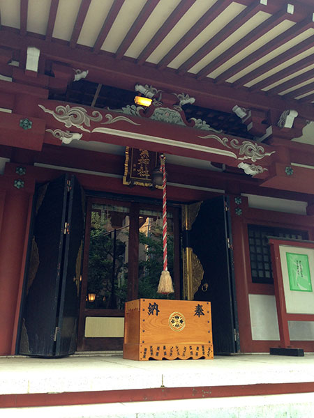 MAIN PHOTO:秋葉神社(松が谷)