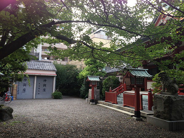 OTHER PHOTO:秋葉神社(松が谷)