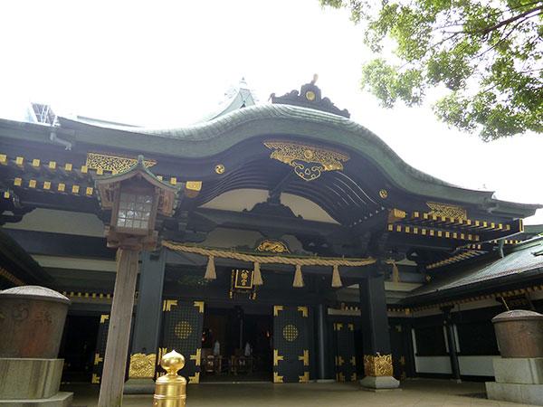 MAIN PHOTO:穴八幡宮