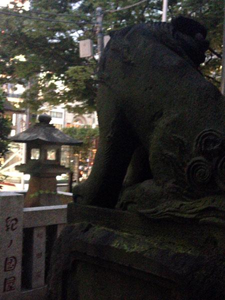 MAIN PHOTO:秋葉神社(青山)