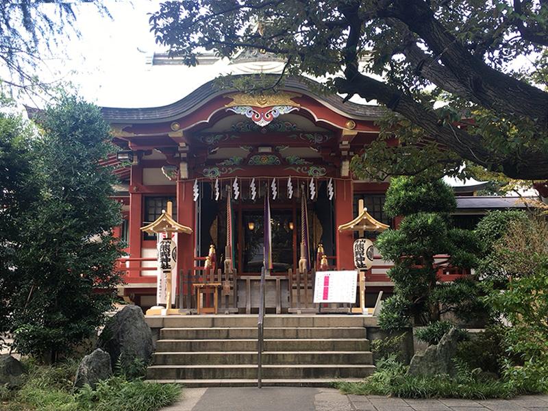 MAIN PHOTO:青山熊野神社