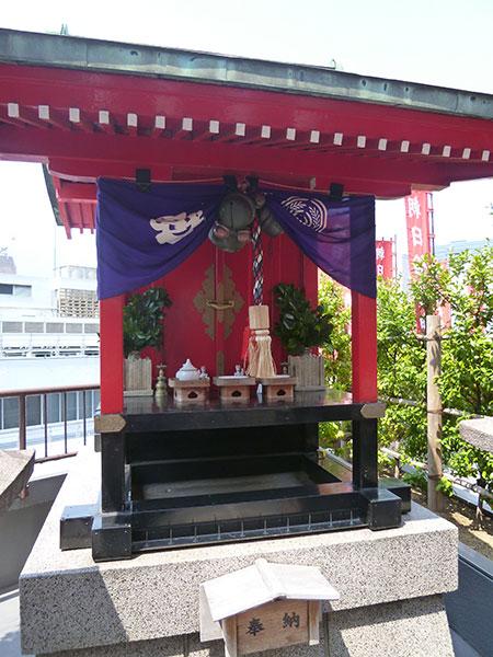 MAIN PHOTO:朝日稲荷神社