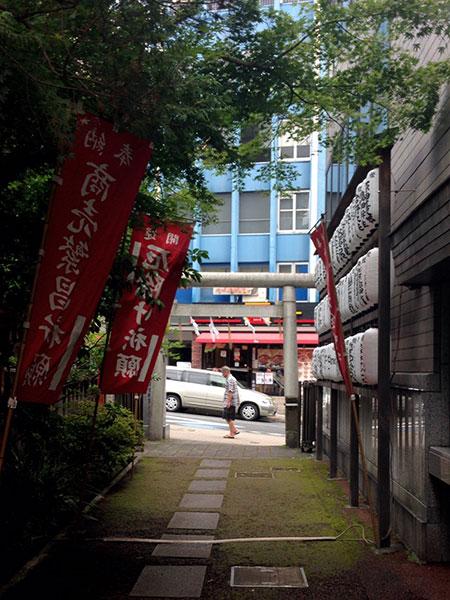 OTHER PHOTO:朝日神社(六本木)