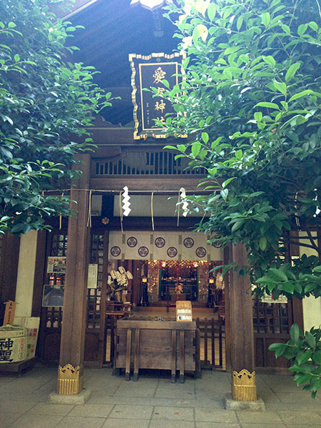 MAIN PHOTO:愛宕神社