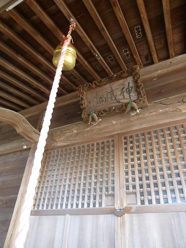 MAIN PHOTO:安房神社(中山)