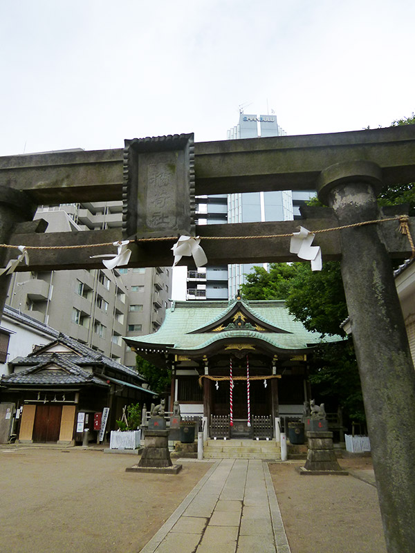 MAIN PHOTO:綾瀬稲荷神社[五兵衛さま]