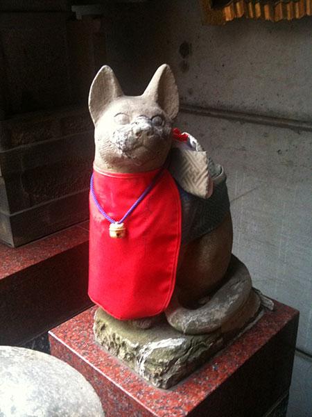 CAT PHOTO:美喜井稲荷神社