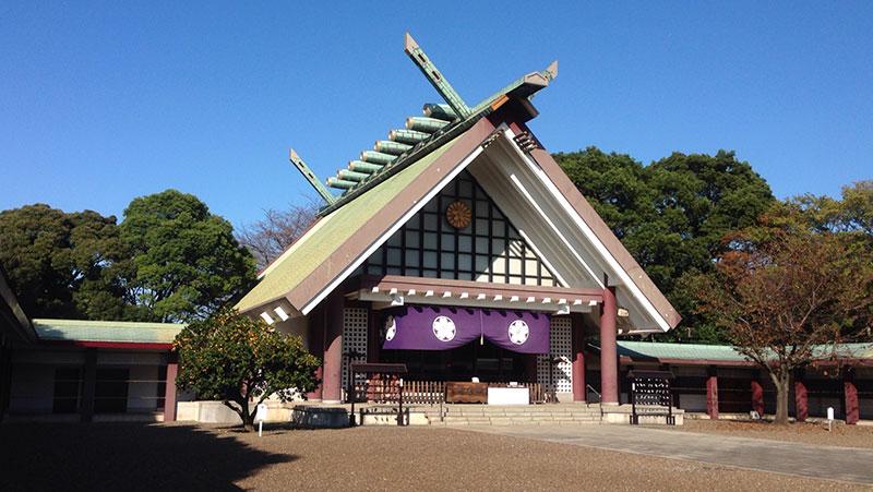 MAIN PHOTO:千葉縣護國神社