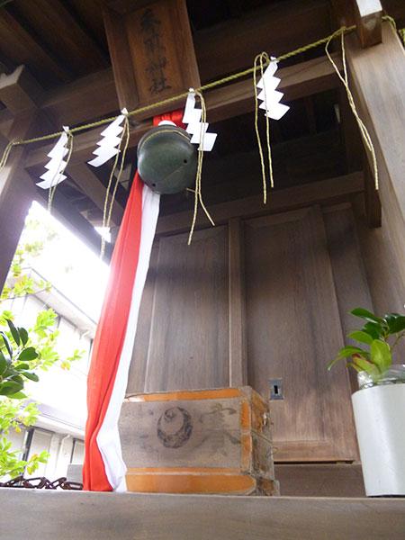 MAIN PHOTO:香取神社(院内)