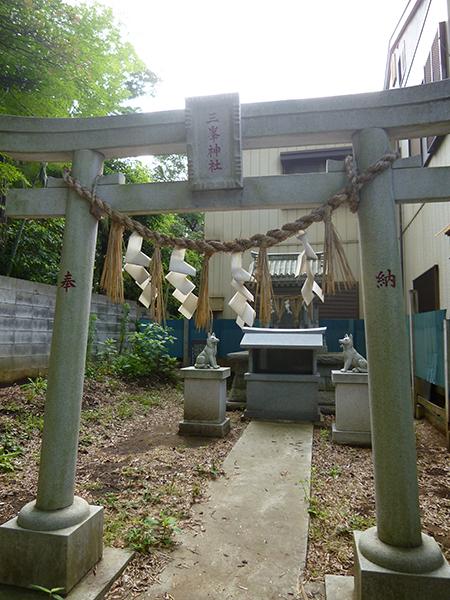 OTHER PHOTO:三峯神社(千葉寺町)