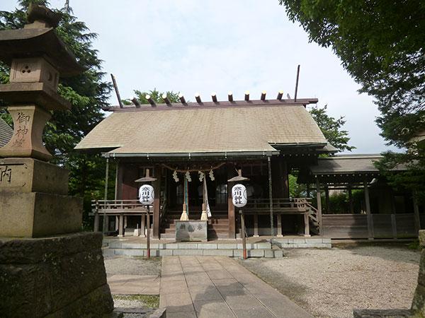 MAIN PHOTO:寒川神社(千葉市)
