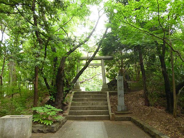 OTHER PHOTO:神明社(亥鼻)