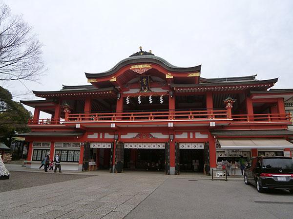 MAIN PHOTO:千葉神社