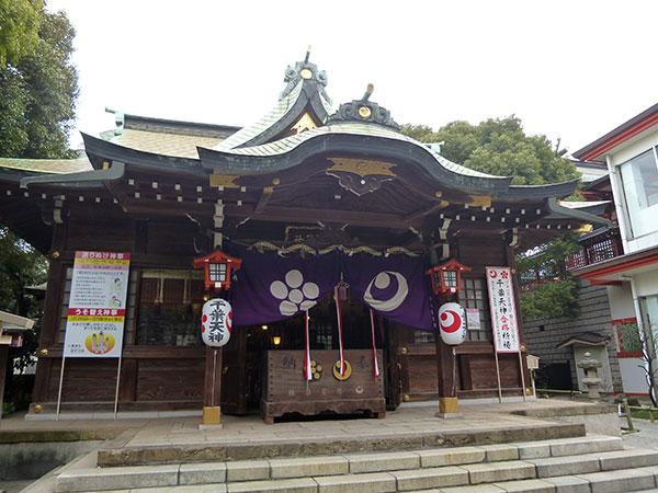 OTHER PHOTO:千葉神社