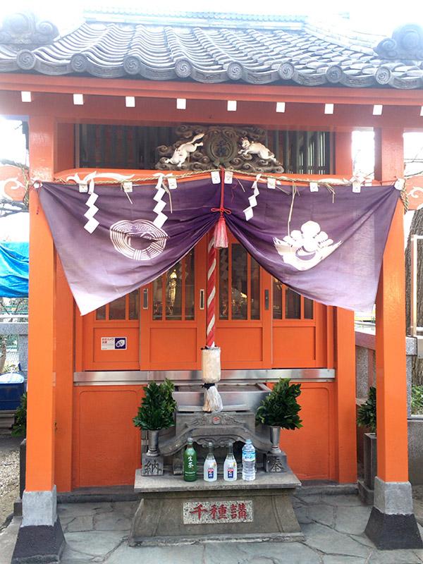 MAIN PHOTO:千種稲荷神社