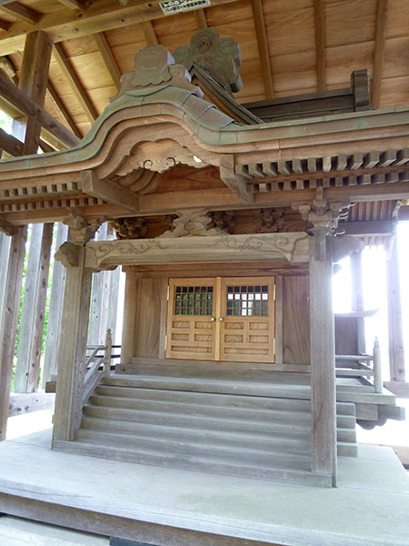 MAIN PHOTO:Breasts Shimizu (yonemoto Sengen shrine)