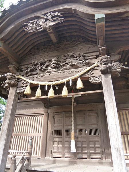 MAIN PHOTO:稲荷神社(千葉市中央区)