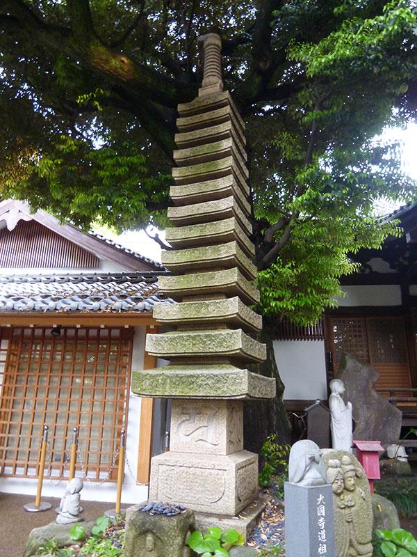 OTHER PHOTO:【番外編】松林山 大圓寺(目黒/大黒寺)
