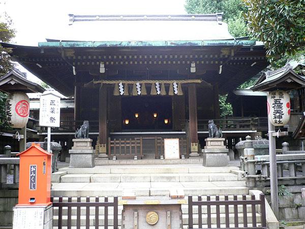 MAIN PHOTO:五條天神社