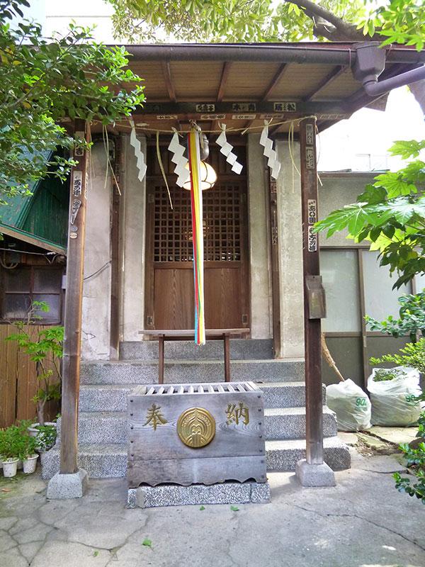 MAIN PHOTO:五十稲荷神社(永寿稲荷大明神)
