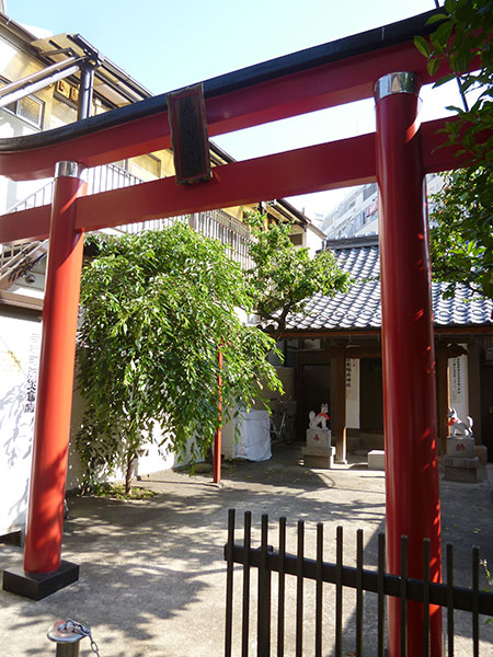 OTHER PHOTO:Positive first hachibei Inari Shrine
