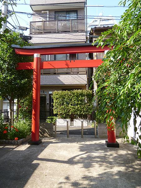 OTHER PHOTO:正一位 八兵衛稲荷神社