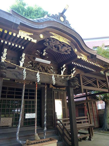 MAIN PHOTO:橋戸稲荷神社