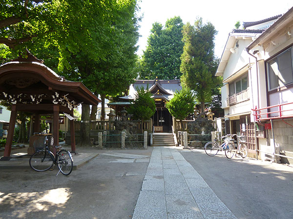 OTHER PHOTO:橋戸稲荷神社
