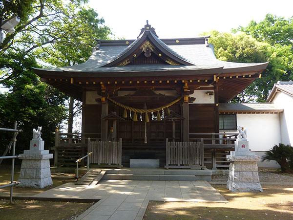 MAIN PHOTO:初富稲荷神社