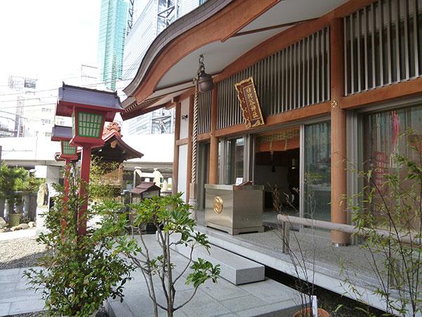 MAIN PHOTO:日比谷神社(鯖稲荷)