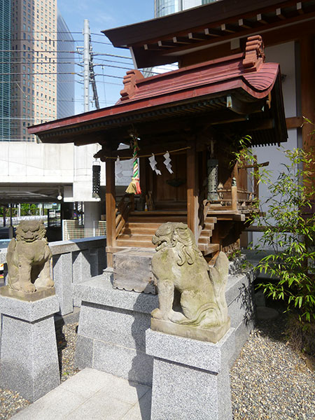 OTHER PHOTO:日比谷神社(鯖稲荷)