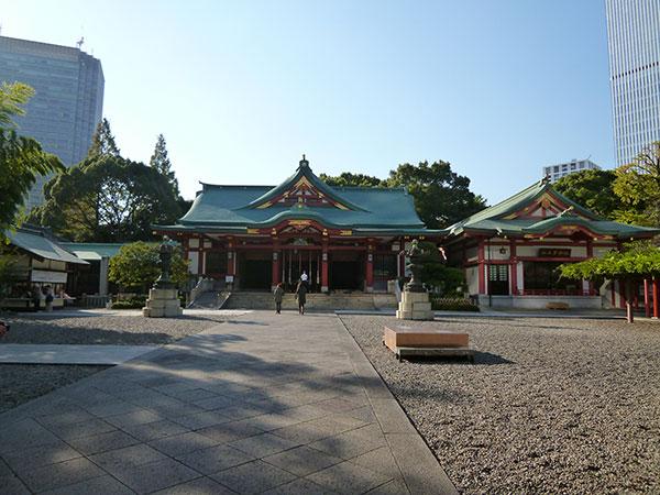 MAIN PHOTO:Akasaka King HIE shrine