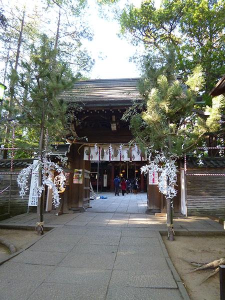 MAIN PHOTO:赤坂 氷川神社