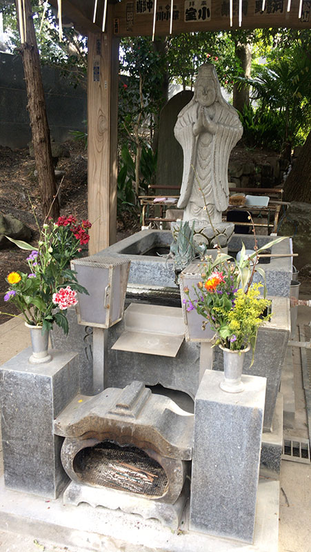OTHER PHOTO:【番外編】奥之院(法華経寺)