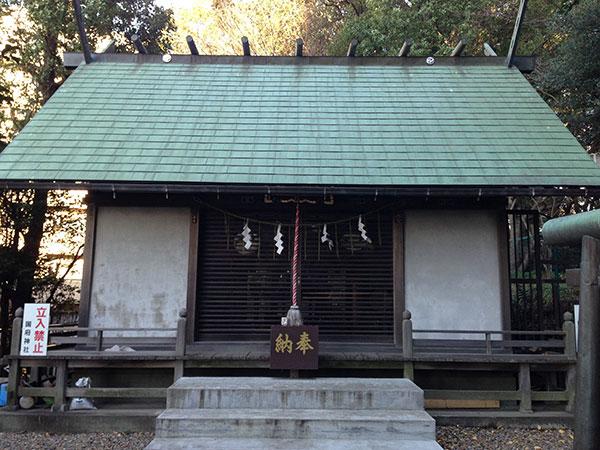 MAIN PHOTO:國府神社(市川)