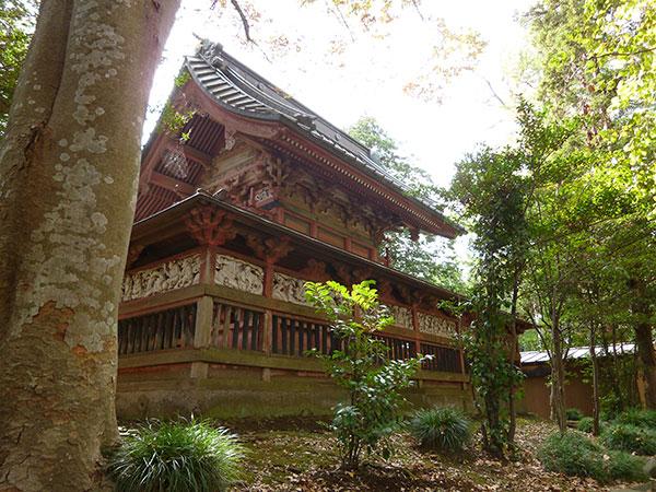 MAIN PHOTO:萱田 飯綱神社