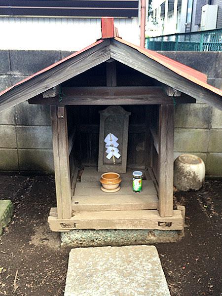 OTHER PHOTO:稲荷社(西金野井)