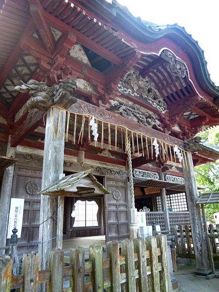 MAIN PHOTO:夷隅神社
