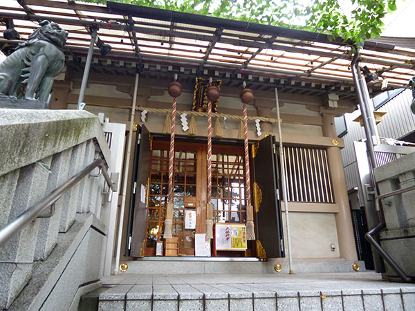 MAIN PHOTO:十番稲荷神社