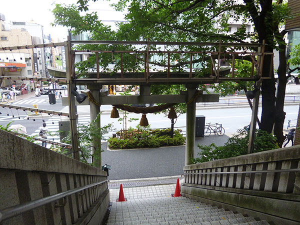 ALTRE FOTO:Juban Inari Shrine