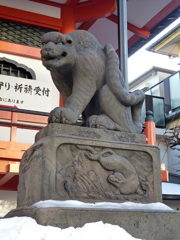OTHER PHOTO:【番外編】善國寺(神楽坂の毘沙門さま)