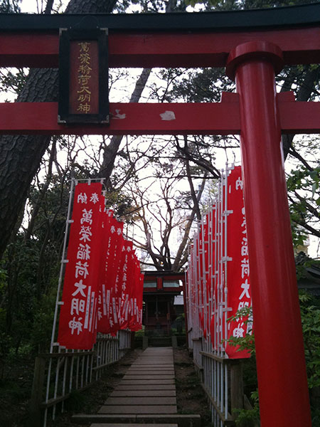 OTHER PHOTO:Zushi Kameoka Hachiman shrine