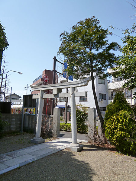 OTHER PHOTO:上今井 胡録神社