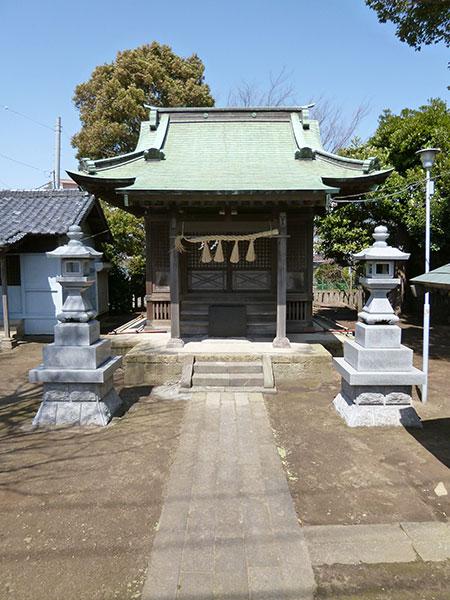 MAIN PHOTO:上今井 八雲神社