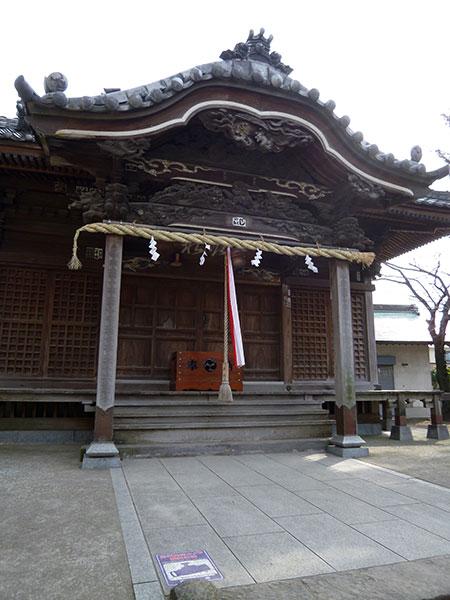 MAIN PHOTO:香取神社(市川)
