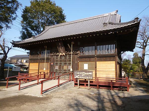 MAIN PHOTO:香取神社(西金野井)