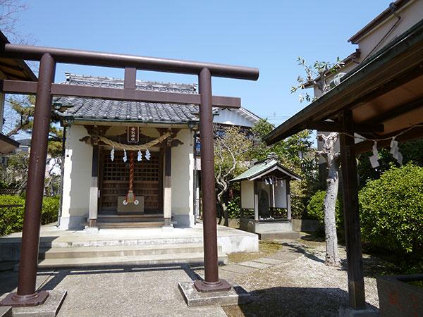 MAIN PHOTO:相之川 香取神社